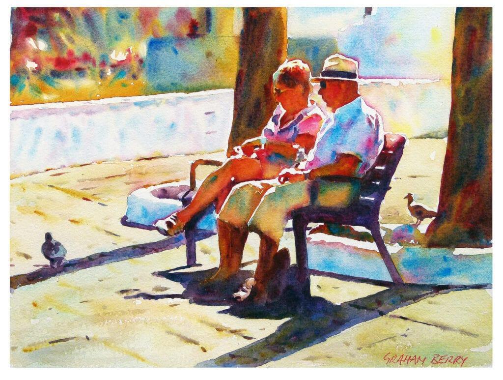 Two in Tenerife